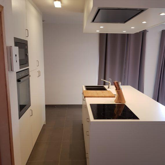Keuken op maat | Formica wit