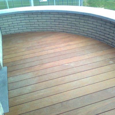 houten terras 1